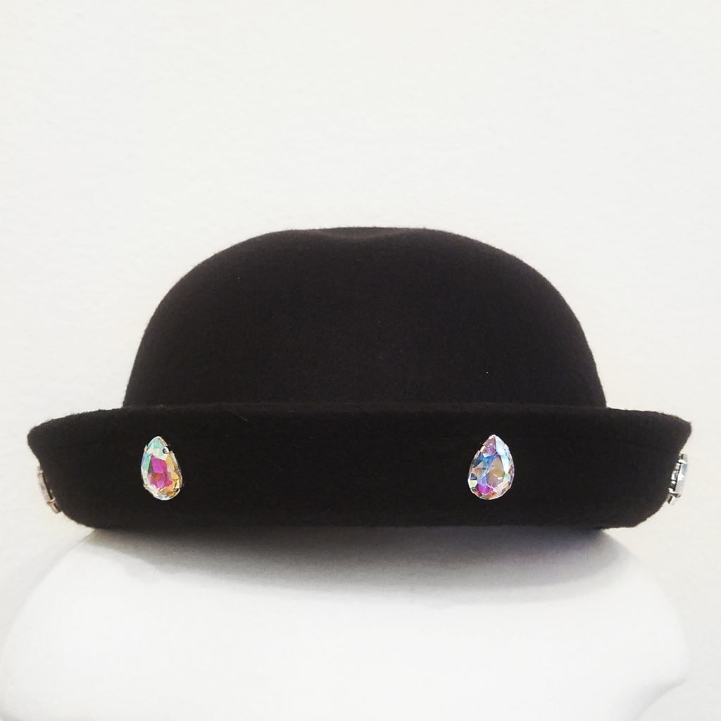 Unicorn Tears Bowler Hat
