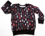 Christmas Trees Pullover