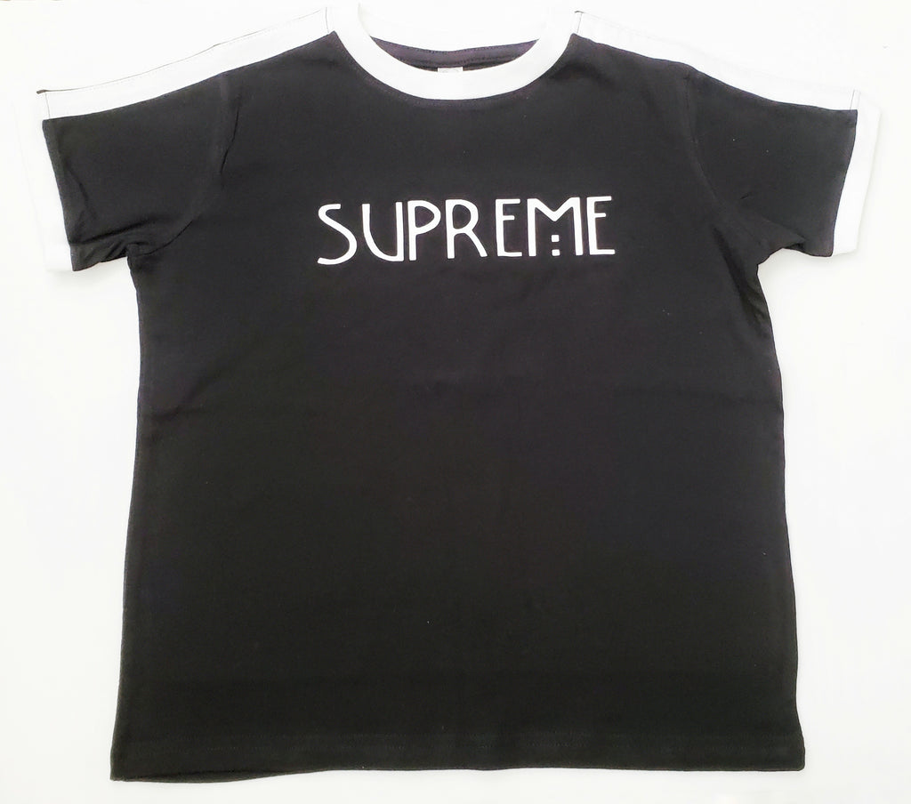 Size 4T and 5/6 Supreme RingerTees