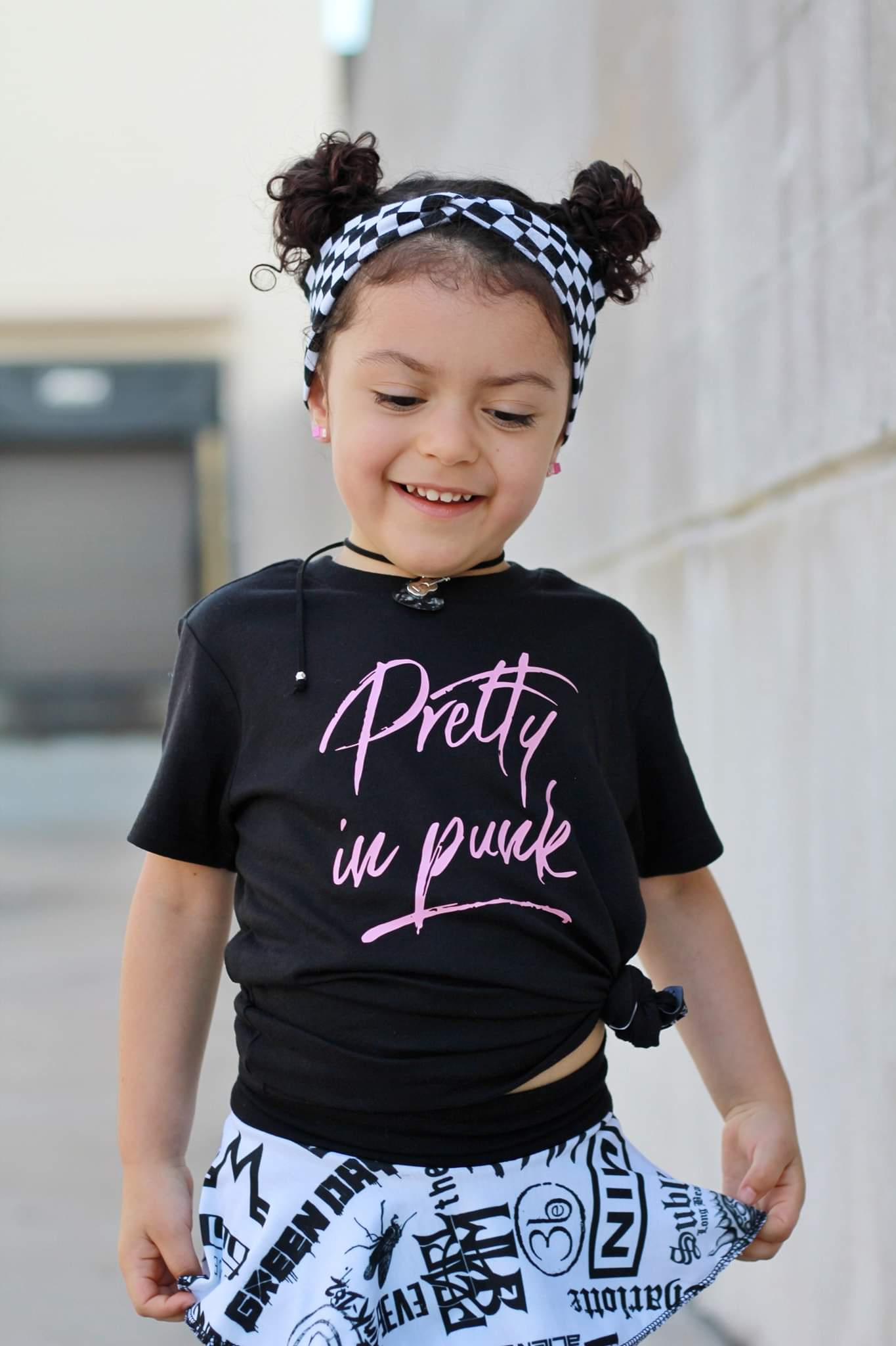 Pretty in Punk Tee Shirt