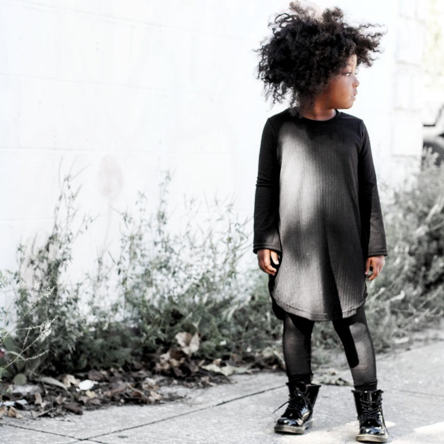 Black Coven Dress
