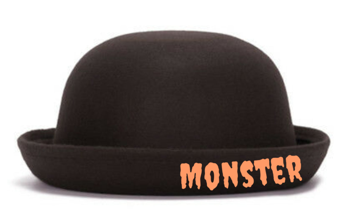 Customizable Bowler Hat