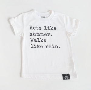Drops of Jupiter Tee Shirt