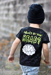 What's in your Head Zombie Cranberries Tee