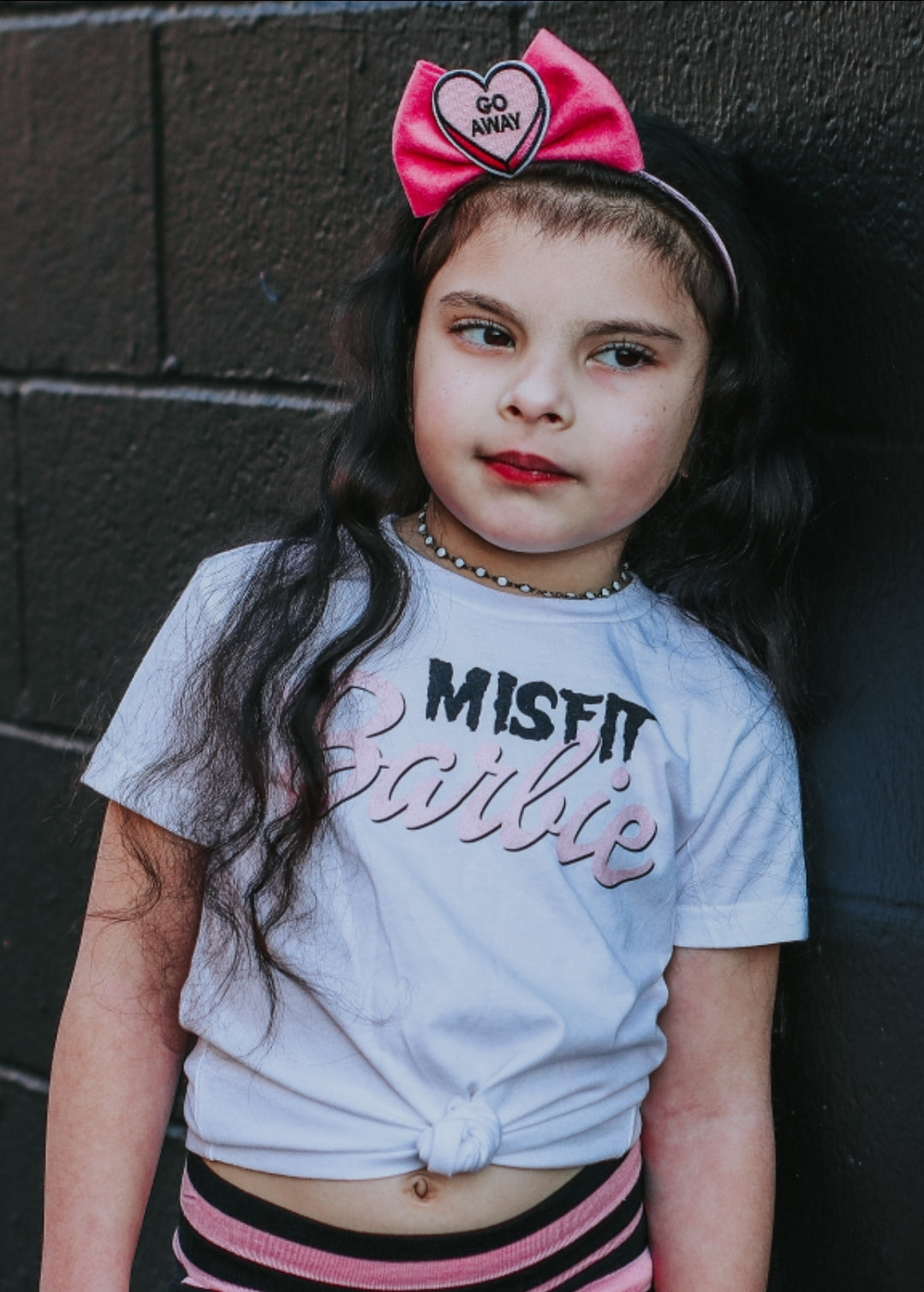 Misfit Barbie Tee Shirt