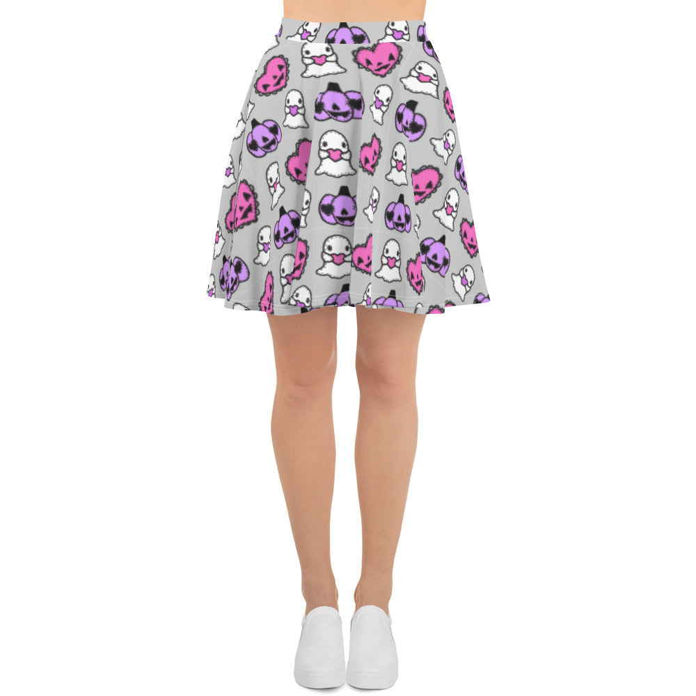 Be My Boo Skater Skirt