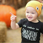 I'd Rather be Smashing Pumpkins Tee