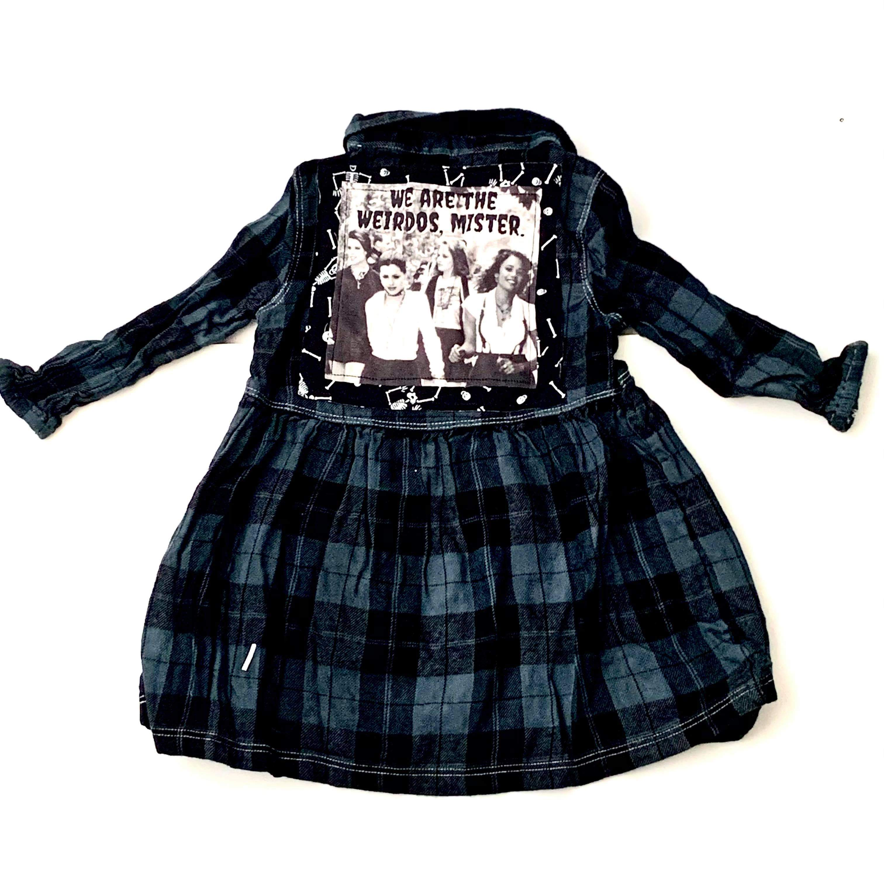 18/24M The Craft Flannel Dress