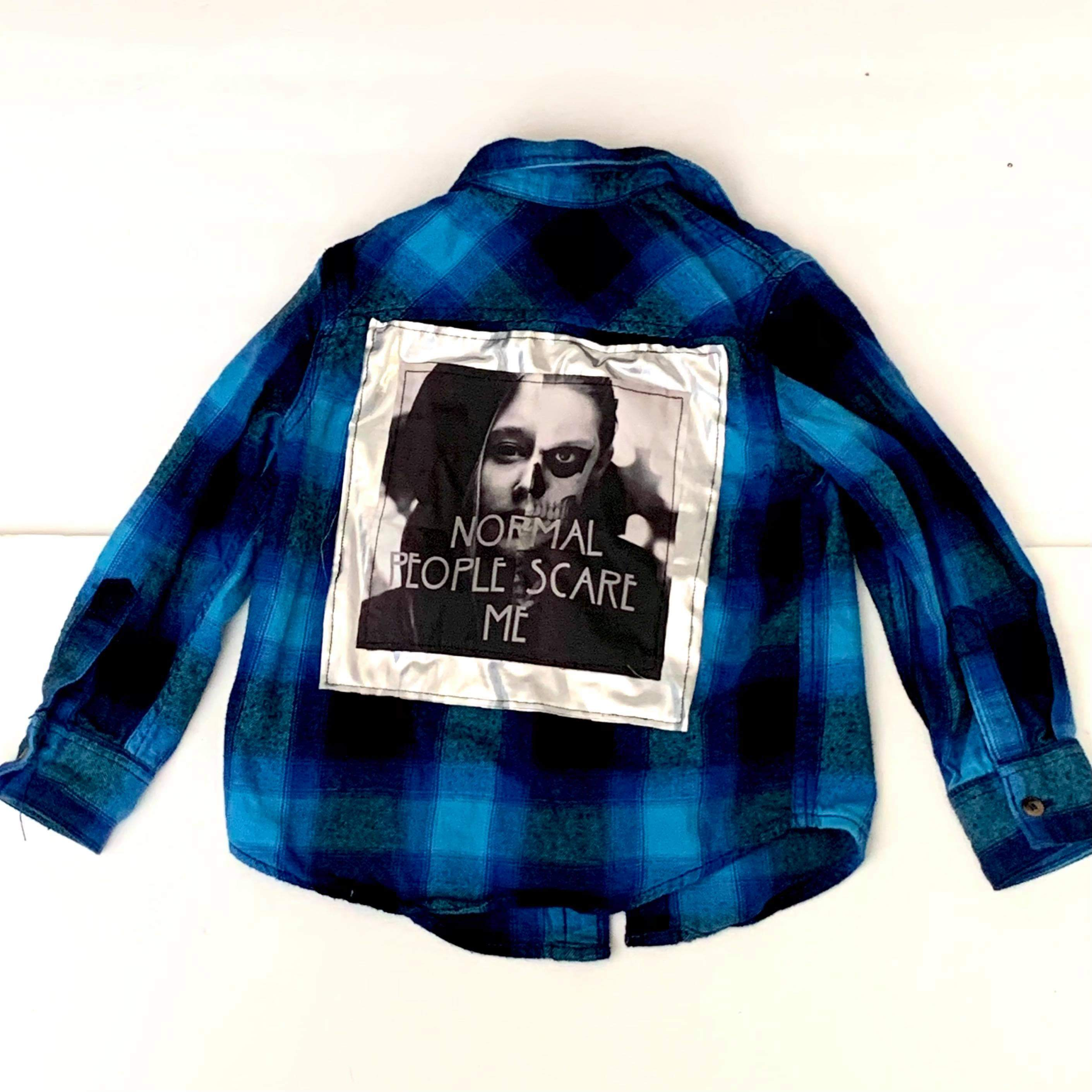 Size 4 AHS Flannel