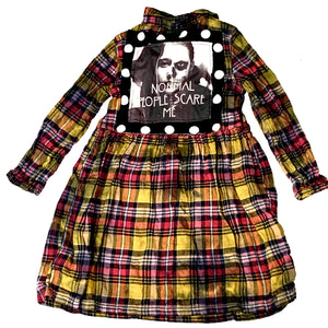 Size 5 AHS Flannel Dress