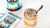 pumpkin spice chia pudding parfaits