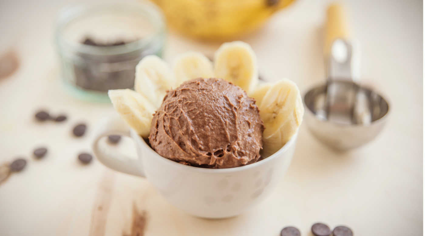 Invigor8 chocolate peanut butter ice cream