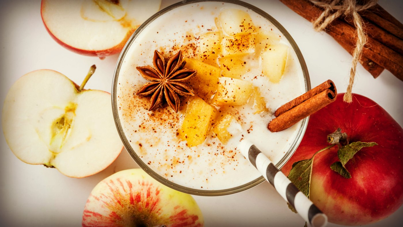Mulled Apple Smoothie