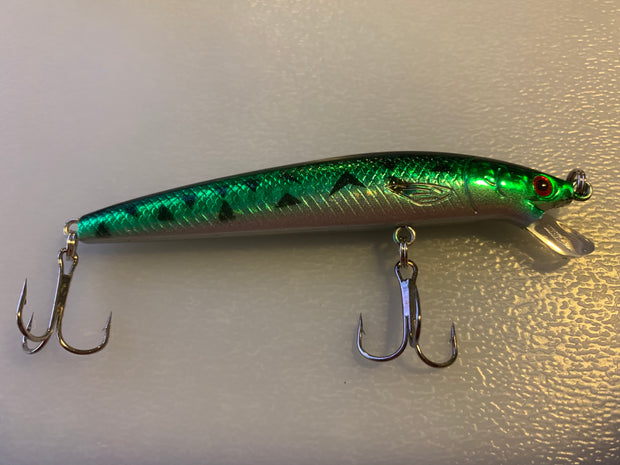 Fish Free Jerkbait - Green