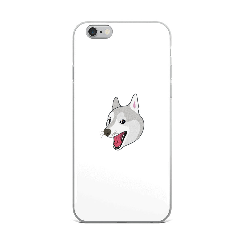 Pun Dog iPhone Case