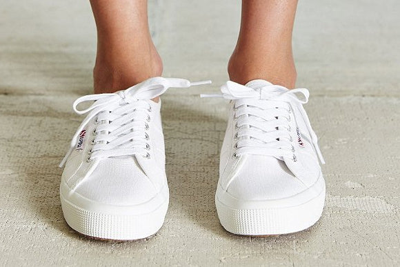 NEW Designer ALERT // SUPERGA