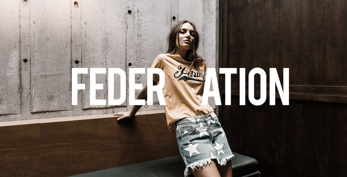 Shop Federation online and instore at IKON, Arrowtown NZ