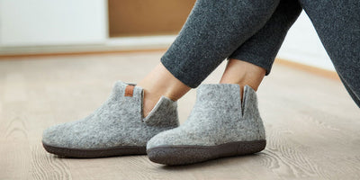 Need slippers?