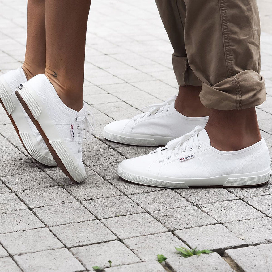 superga cotu classic sneaker in white