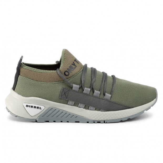 Mens S-KB SLG Olive Green | Shop Diesel Shoes at IKON Arrowtown NZ