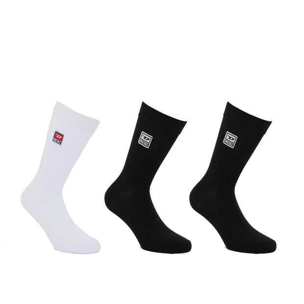 Mens SKM-Ray Socks 3 Pack | Shop Diesel at IKON NZ