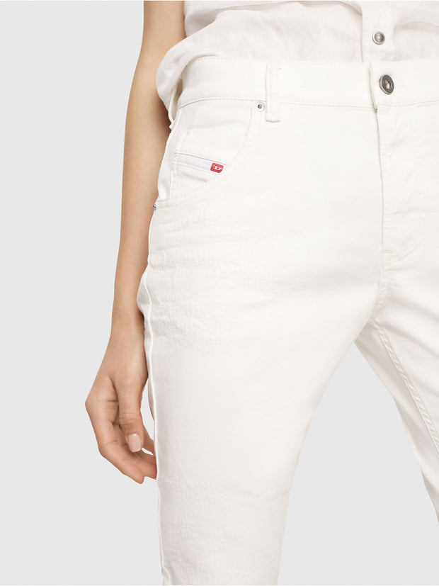 Womens Krailey JoggJeans - White 069DS