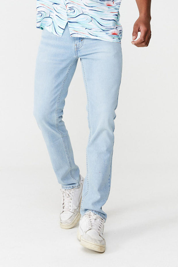 "Mens 511"" Slim Fit Jean - Wolf Days Like This 
