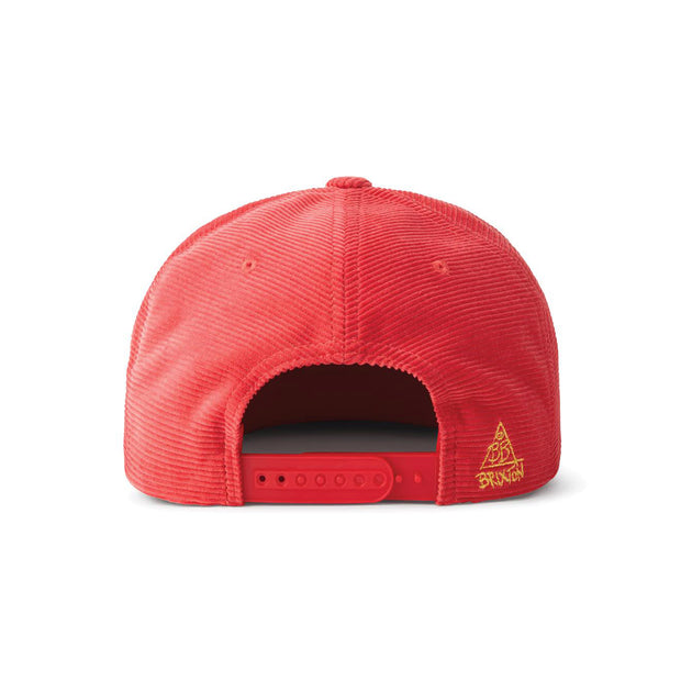 Brixton BB Mode MP Snapback - Infrared