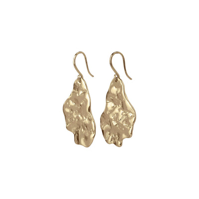 Compassion Earrings - Gold Plated | Shop Pilgrim Jewellery, IKON NZ