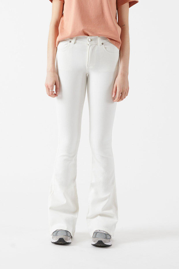 Macy Jean - Off White | Shop Dr Denim Jeans at IKON Arrowtown NZ