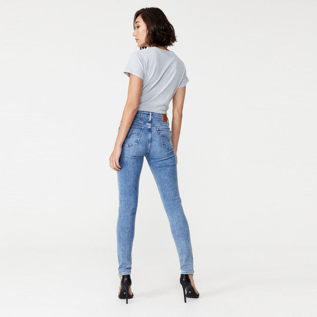 721 High Rise Skinny Jean - Good Morning | Shop Levis at IKON NZ