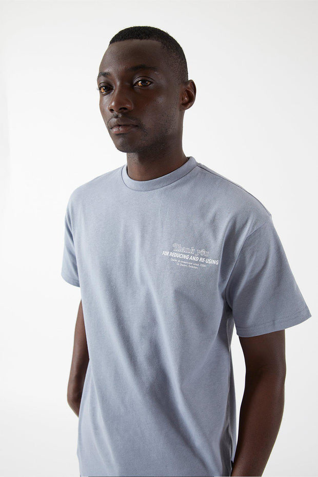Trooper Tee - Shark Reducing | Shop Dr Denim at IKON NZ