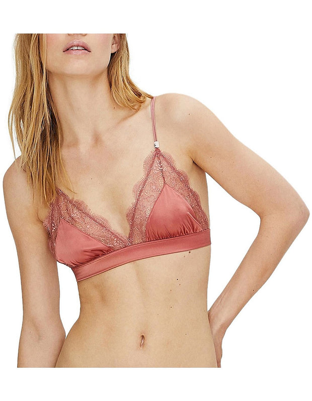 Love Stories Love Lace Bralette Vintage Rose