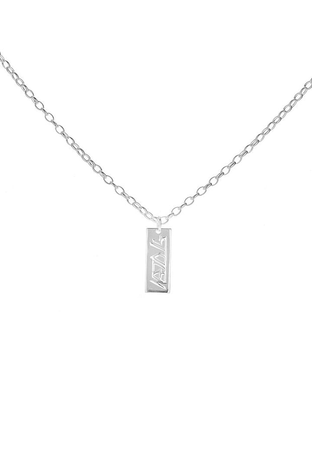 Stolen Ingot Necklace | Shop Stolen Girlfriend Jewellery at IKON NZ