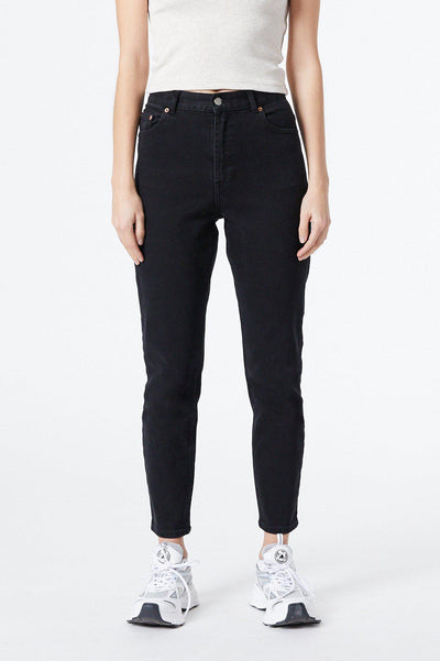 Nora - Washed Black Stretch | Shop Dr Denim Jeans at IKON Arrowtown NZ