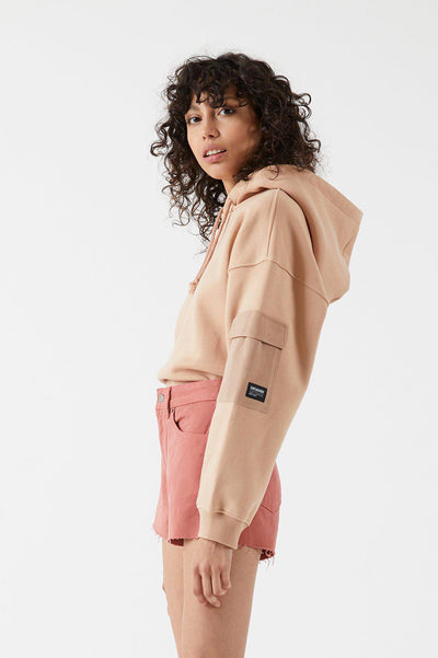 Penny Hoodie - Warm Clay | Shop Dr Denim at IKON NZ