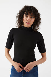 Keeley Top - Black | Shop Dr Denim at IKON NZ