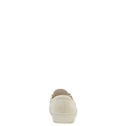 Marla Loafer - White Pebble