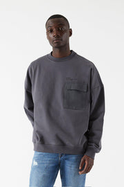Mens Philly Utility Sweatshirt | Shop Dr Denim at IKON NZ