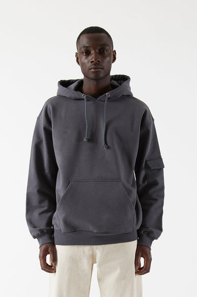 Mens Damien Utility Hoodie | Shop Dr Denim at IKON NZ