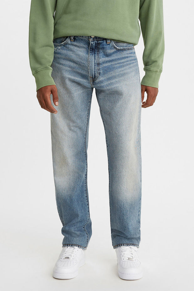 Mens Authentic Straight Jeans - Hula Hopper | Shop Levis at IKON NZ