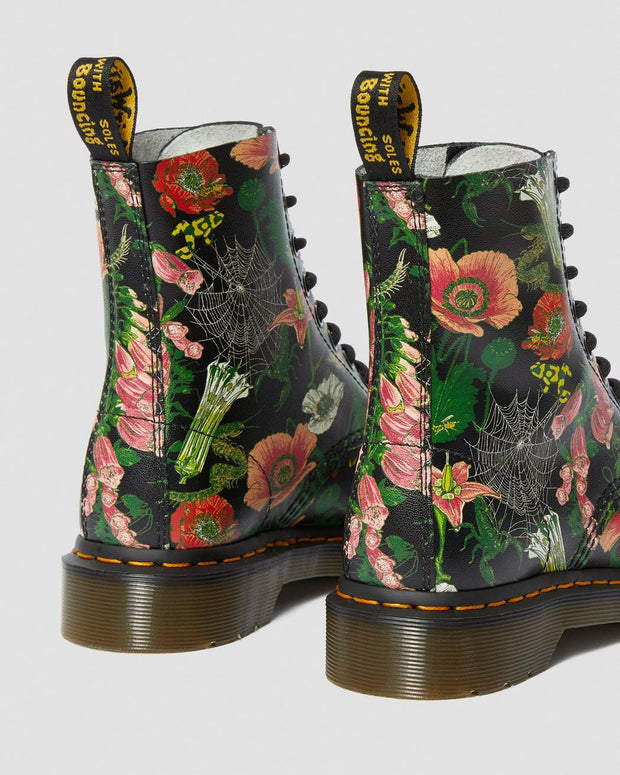 1460 Pascal 8 Eye Boot Wild Botanics