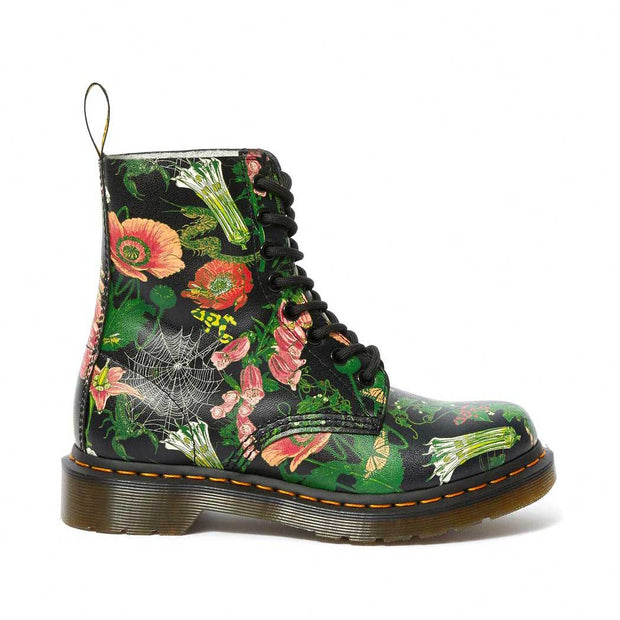 1460 Pascal 8 Eye Boot Wild Botanics | Shop at IKON in Arrowtown NZ