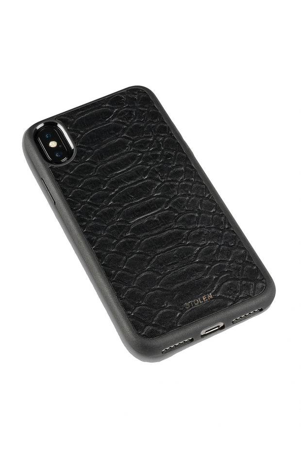Stolen Girlfriends Club Black Snake Phone Cover