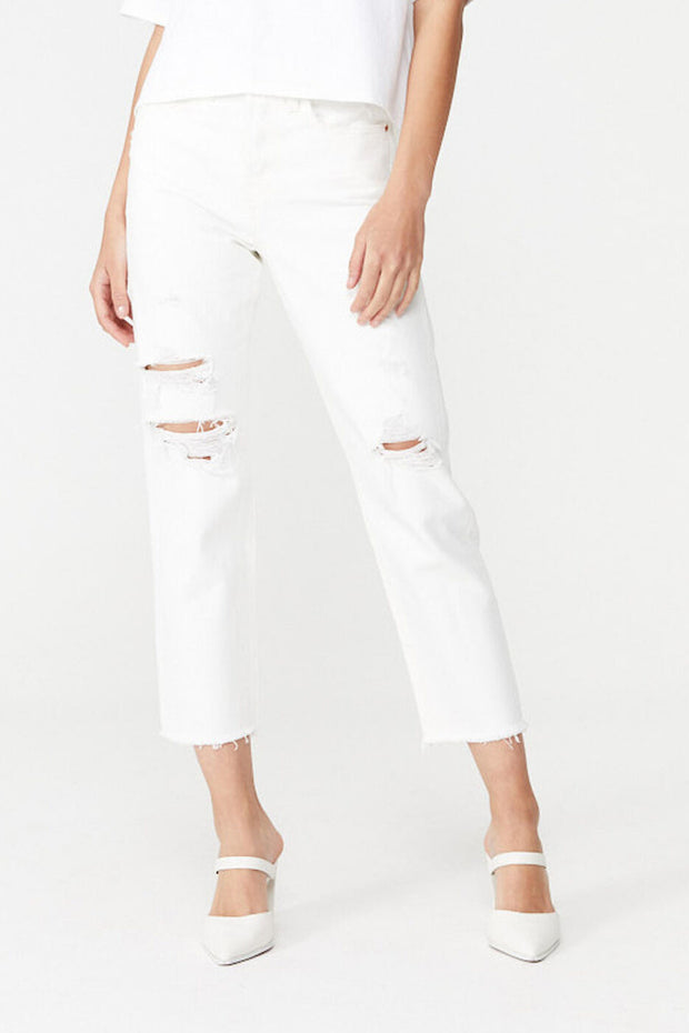Wedgie Straight Jean - Cloud Bank | Shop Levis at IKON NZ