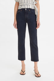 501 Original Cropped Jean - Deep Dark | Shop Levis at IKON NZ