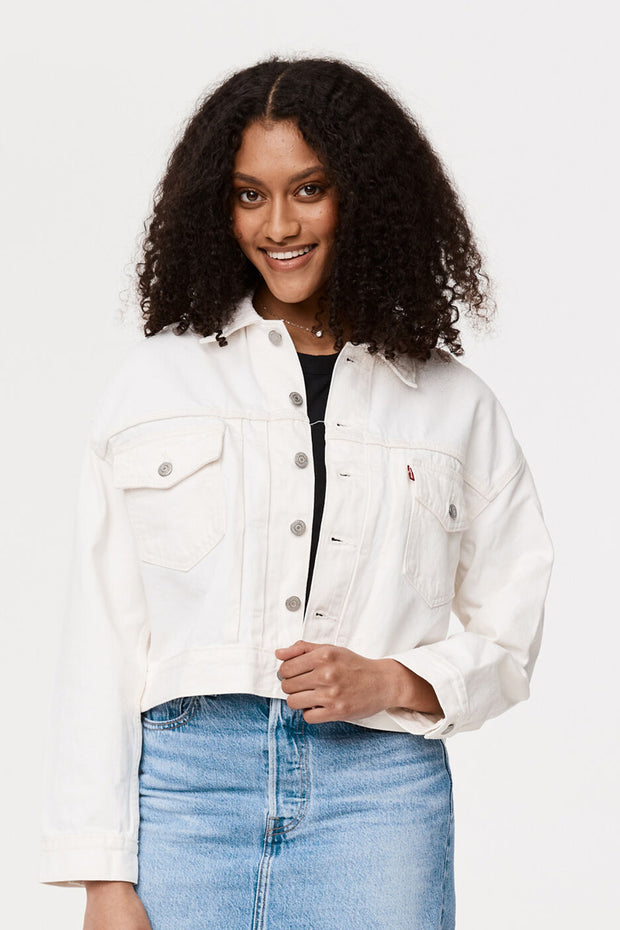 New Heritage Trucker Jacket - Clean Sweep | Shop Levis at IKON NZ