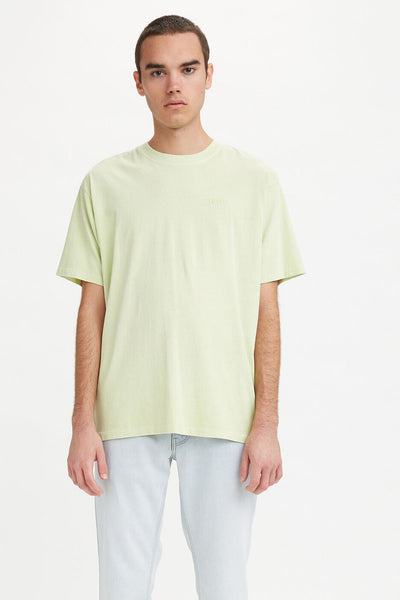 Mens Levi's Vintage Tee - Shadow Lime | Shop Levis at IKON NZ