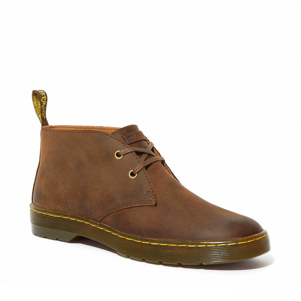 Cabrillo 2-Eye Leather Desert Boot - Gaucho