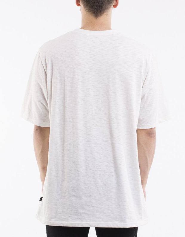 Mens Relaxed Tee - Natural